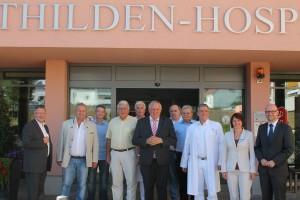 Zu Besuch im Mathilden Hospital