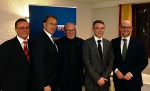Jahreshauptversammlung der CDU in Büdingen