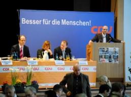 Wiedergewählt: Peter Tauber. Foto: CDU Main-Kinzig