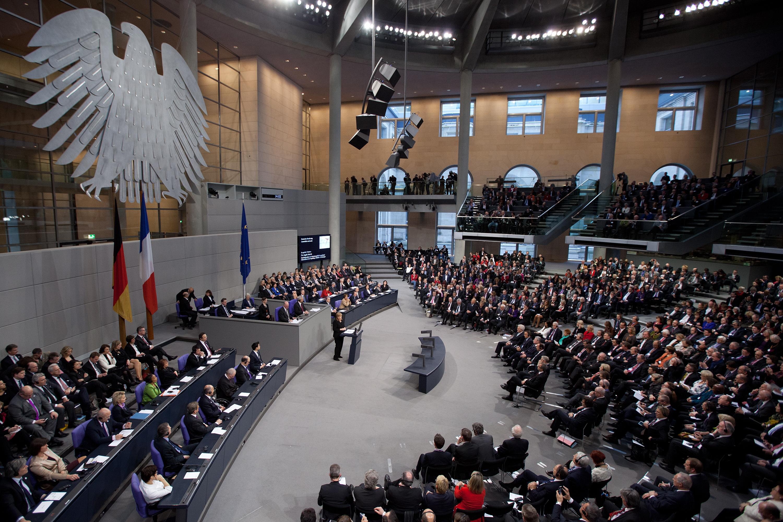 50 Jahre Deutsch-Französische Freundschaft. Foto: Tobias Koch
