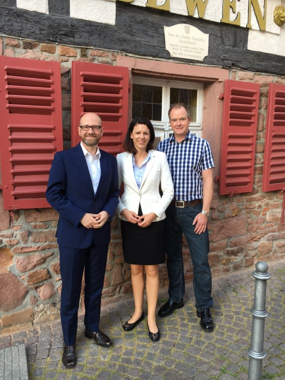 Bundestagswahl 2017: CDU Main-Kinzig schlägt Dr. Katja Leikert und Dr. Peter Tauber vor