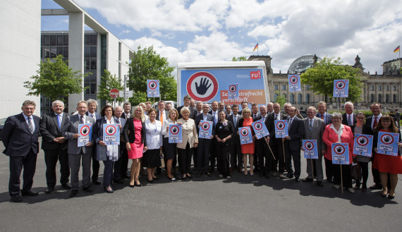 Nein heißt Nein: Bundestag reformiert Sexualstrafrecht