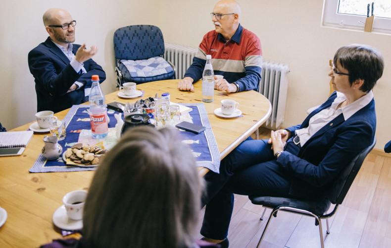 Alleinerziehende, Senioren, Kinder:  Büdinger Tafel hilft, wo sie kann