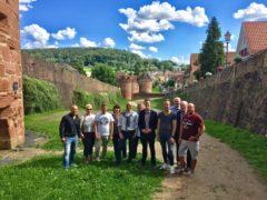 Zeitreise in die Büdinger Stadtgeschichte